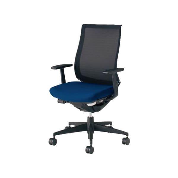 イス オフィス用品 BEZEL デスクチェア オフィスチェア スタンダード コクヨ(KOKUYO) チェア Bezel(ベゼル) 椅子 事務椅子 オフィス用 高機能 CR-2801E6C-V オフィス家具 ベゼル] パソコンチェア [事務用チェア ハイバック
