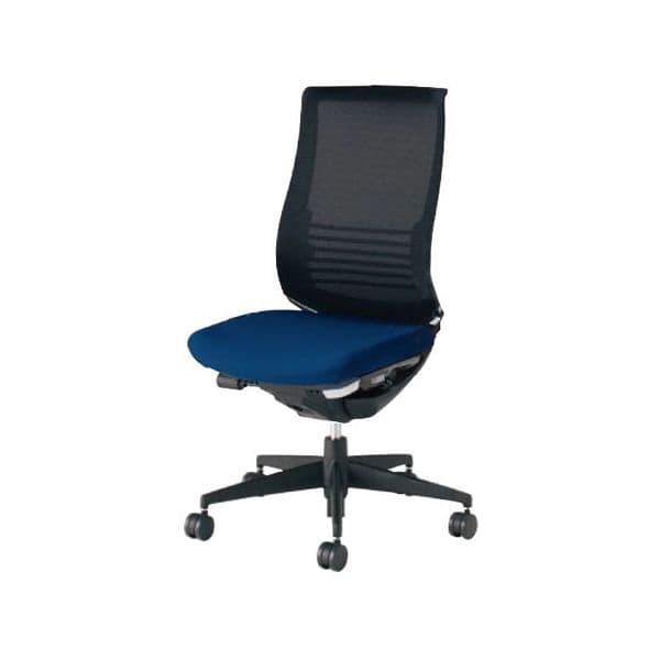コクヨ(KOKUYO) オフィスチェア ハイバック Bezel(ベゼル) CR-2822E6C-V [事務用チェア オフィス用品 オフィス用 オフィス家具 チェア 椅子 イス 事務椅子 デスクチェア パソコンチェア スタンダード 高機能 BEZEL ベゼル]
