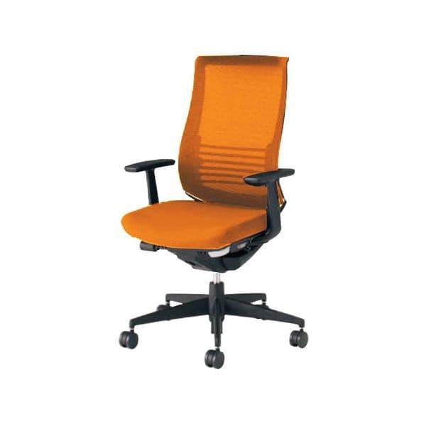 コクヨ(KOKUYO) オフィスチェア ハイバック Bezel(ベゼル) CR-2823E6-V [事務用チェア オフィス用品 オフィス用 オフィス家具 チェア 椅子 イス 事務椅子 デスクチェア パソコンチェア スタンダード 高機能 BEZEL ベゼル]