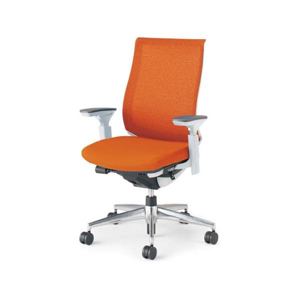 コクヨ(KOKUYO) オフィスチェア ハイバック Bezel(ベゼル) CR-A2811E1 [事務用チェア オフィス用品 オフィス用 オフィス家具 チェア 椅子 イス 事務椅子 デスクチェア パソコンチェア スタンダード 高機能 BEZEL ベゼル]