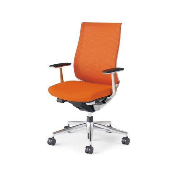 コクヨ(KOKUYO) オフィスチェア ハイバック Bezel(ベゼル) CR-A2841E1 [事務用チェア オフィス用品 オフィス用 オフィス家具 チェア 椅子 イス 事務椅子 デスクチェア パソコンチェア スタンダード 高機能 BEZEL ベゼル]