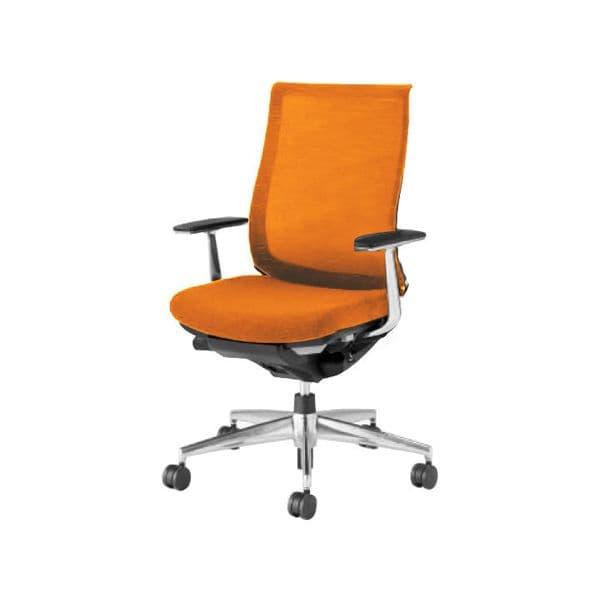 コクヨ(KOKUYO) オフィスチェア ハイバック Bezel(ベゼル) CR-A2841E6-V_02 [事務用チェア オフィス用品 オフィス用 オフィス家具 チェア 椅子 イス 事務椅子 デスクチェア パソコンチェア スタンダード 高機能 BEZEL ベゼル]