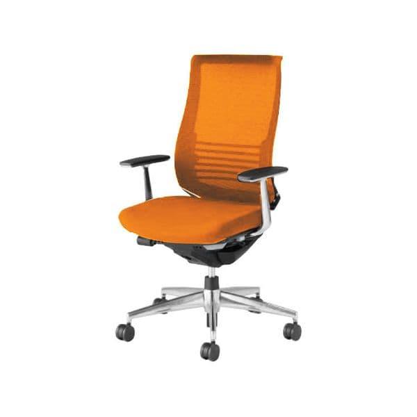 コクヨ(KOKUYO) オフィスチェア ハイバック Bezel(ベゼル) CR-A2863E6-V [事務用チェア オフィス用品 オフィス用 オフィス家具 チェア 椅子 イス 事務椅子 デスクチェア パソコンチェア スタンダード 高機能 BEZEL ベゼル]