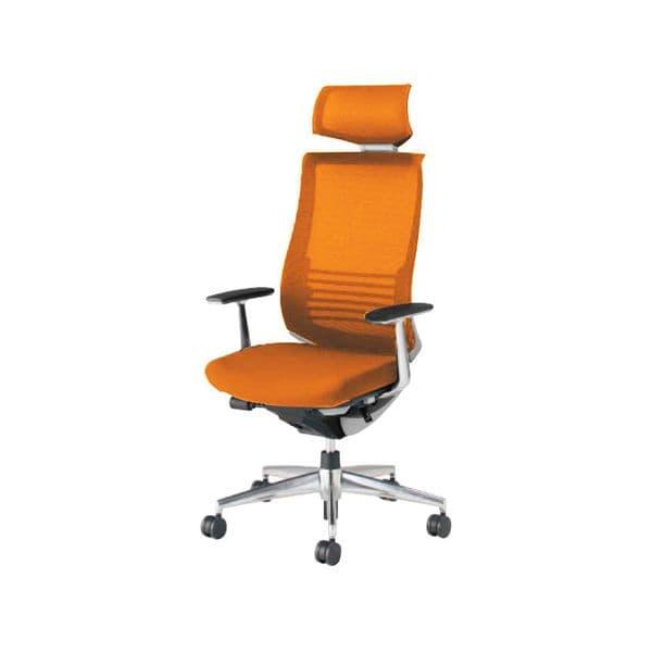 コクヨ(KOKUYO) オフィスチェア エクストラハイバック Bezel(ベゼル) CR-A2865E1-V [事務用チェア オフィス用品 オフィス用 オフィス家具 チェア 椅子 イス 事務椅子 デスクチェア パソコンチェア スタンダード 高機能 BEZEL ベゼル]