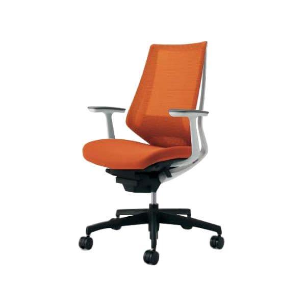 コクヨ(KOKUYO) オフィスチェア ハイバック Duora(デュオラ) ポリウレタン巻きキャスター CR-G3021E1-V [事務用チェア オフィス家具 チェア 椅子 イス 事務椅子 デスクチェア パソコンチェア スタンダード 高機能 DUORA デュオラ]