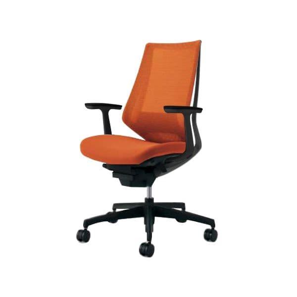 コクヨ(KOKUYO) オフィスチェア ハイバック Duora(デュオラ) ポリウレタン巻きキャスター CR-G3021E6-V [事務用チェア オフィス家具 チェア 椅子 イス 事務椅子 デスクチェア パソコンチェア スタンダード 高機能 DUORA デュオラ]
