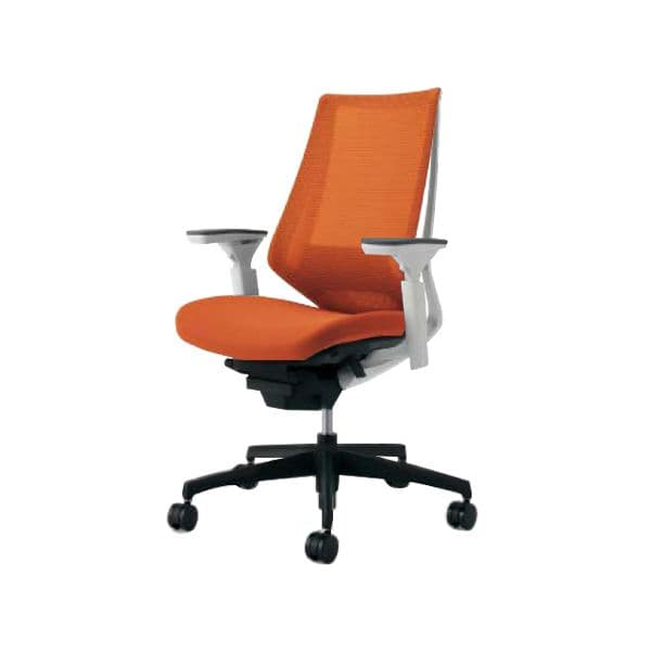 コクヨ(KOKUYO) オフィスチェア ハイバック Duora(デュオラ) ポリウレタン巻きキャスター CR-G3031E1-V [事務用チェア オフィス家具 チェア 椅子 イス 事務椅子 デスクチェア パソコンチェア スタンダード 高機能 DUORA デュオラ]