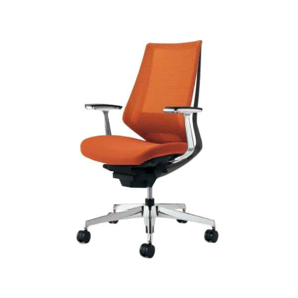 コクヨ(KOKUYO) オフィスチェア ハイバック Duora(デュオラ) ナイロンキャスター CR-GA3061E6-W [事務用チェア オフィス家具 チェア 椅子 イス 事務椅子 デスクチェア パソコンチェア スタンダード 高機能 DUORA デュオラ]
