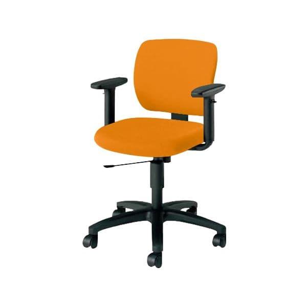 コクヨ(KOKUYO) オフィスチェア ローバック EAZA(イーザ) CR-G193F6-W [事務用チェア オフィス用品 オフィス用 オフィス家具 チェア 椅子 イス 事務椅子 デスクチェア パソコンチェア スタンダード 高機能 EAZA イーザ]