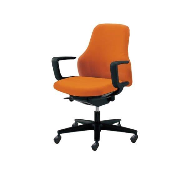 コクヨ(KOKUYO) オフィスチェア ローバック Gufo(グーフォ) CR-G2701E6-VN [いす 事務用チェア オフィス用品 オフィス用 オフィス家具 チェア 椅子 イス 事務椅子 デスクチェア パソコンチェア スタンダード 高機能]