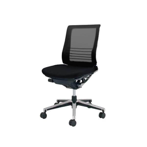 コクヨ(KOKUYO) オフィスチェアローバック INSPINE(インスパイン)ポリウレタン巻きキャスター CR-GA2500E6-V [事務用チェア オフィス家具 チェア 椅子 イス 事務椅子 デスクチェア パソコンチェア 高機能 INSPINE インスパイン]
