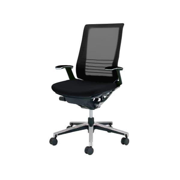 コクヨ(KOKUYO) オフィスチェアハイバック INSPINE(インスパイン)ポリウレタン巻きキャスター CR-GA2503E6-V [事務用チェア オフィス家具 チェア 椅子 イス 事務椅子 デスクチェア パソコンチェア 高機能 INSPINE インスパイン]