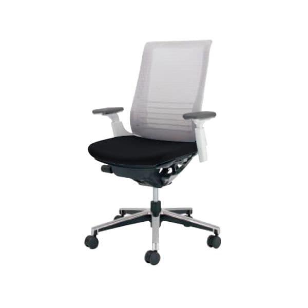 コクヨ(KOKUYO) オフィスチェアハイバック INSPINE(インスパイン)ポリウレタン巻きキャスター CR-GA2513E1-V [事務用チェア オフィス家具 チェア 椅子 イス 事務椅子 デスクチェア パソコンチェア 高機能 INSPINE インスパイン]