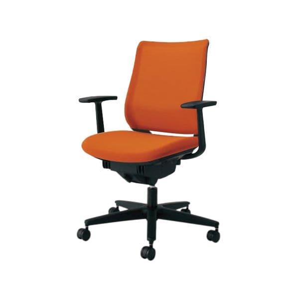 コクヨ(KOKUYO) オフィスチェア ミドルバック Mitra(ミトラ) CR-G2901E6-W [事務用チェア オフィス用品 オフィス用 オフィス家具 チェア 椅子 イス 事務椅子 デスクチェア パソコンチェア スタンダード 高機能 MITRA ミトラ]