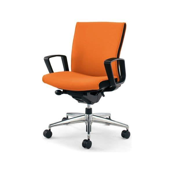 コクヨ(KOKUYO) オフィスチェア ローバック PUNTO(プント) CR-GA2406F6GM [事務用チェア オフィス用品 オフィス用 オフィス家具 チェア 椅子 イス 事務椅子 デスクチェア パソコンチェア スタンダード 高機能 PUNTO プント]