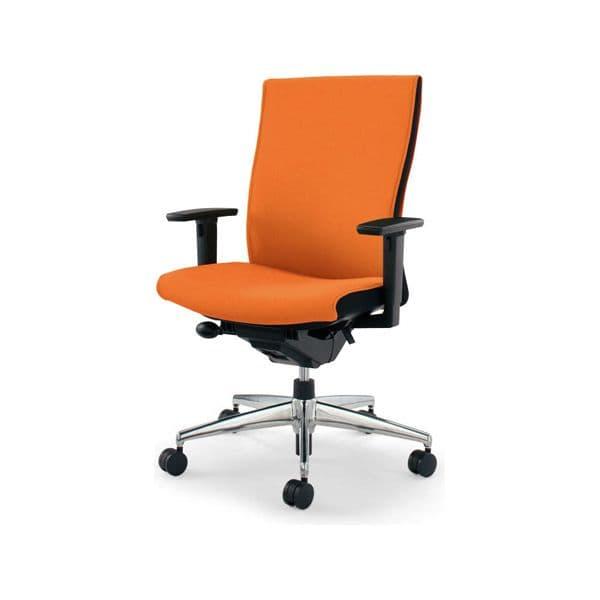 コクヨ(KOKUYO) オフィスチェア ハイバック PUNTO(プント) CR-GA2413F6GM [事務用チェア オフィス用品 オフィス用 オフィス家具 チェア 椅子 イス 事務椅子 デスクチェア パソコンチェア スタンダード 高機能 PUNTO プント]