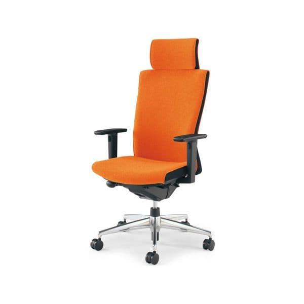 コクヨ(KOKUYO) オフィスチェア エクストラハイバック PUNTO(プント) CR-GA2415F6GM [事務用チェア オフィス用品 オフィス用 オフィス家具 チェア 椅子 イス 事務椅子 デスクチェア パソコンチェア スタンダード 高機能 PUNTO プント]