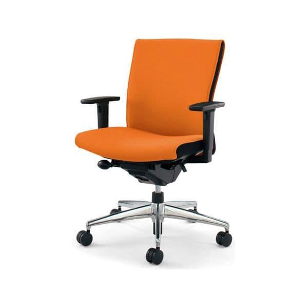 コクヨ(KOKUYO) オフィスチェア ローバック PUNTO(プント) CR-GA2431F6GM [事務用チェア オフィス用品 オフィス用 オフィス家具 チェア 椅子 イス 事務椅子 デスクチェア パソコンチェア スタンダード 高機能 PUNTO プント]