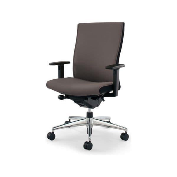コクヨ(KOKUYO) オフィスチェア ハイバック PUNTO(プント) CR-GA2433F6GN [事務用チェア オフィス用品 オフィス用 オフィス家具 チェア 椅子 イス 事務椅子 デスクチェア パソコンチェア スタンダード 高機能 PUNTO プント]