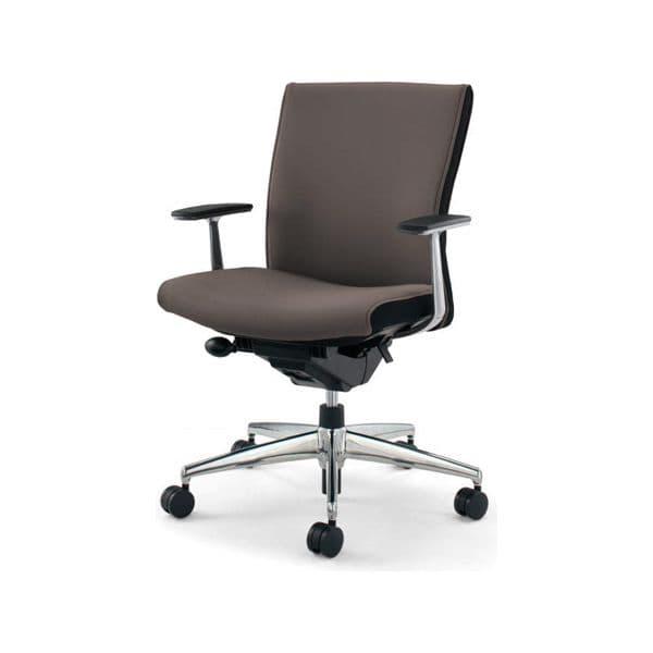 コクヨ(KOKUYO) オフィスチェア ローバック PUNTO(プント) CR-GA2461F6GN [事務用チェア オフィス用品 オフィス用 オフィス家具 チェア 椅子 イス 事務椅子 デスクチェア パソコンチェア スタンダード 高機能 PUNTO プント]