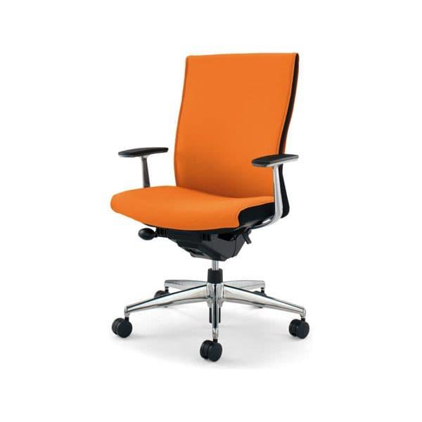 コクヨ(KOKUYO) オフィスチェア ハイバック PUNTO(プント) CR-GA2463F6GM [事務用チェア オフィス用品 オフィス用 オフィス家具 チェア 椅子 イス 事務椅子 デスクチェア パソコンチェア スタンダード 高機能 PUNTO プント]