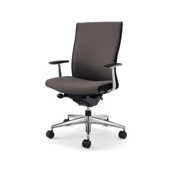 コクヨ(KOKUYO) オフィスチェア ハイバック PUNTO(プント) CR-GA2463F6GN [事務用チェア オフィス用品 オフィス用 オフィス家具 チェア 椅子 イス 事務椅子 デスクチェア パソコンチェア スタンダード 高機能 PUNTO プント]