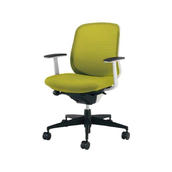 コクヨ(KOKUYO) オフィスチェア ローバック Scirocco(シロッコ) CR-G2601E1-V [事務用チェア オフィス用品 オフィス用 オフィス家具 チェア 椅子 イス 事務椅子 デスクチェア パソコンチェア スタンダード 高機能 SCIROCCO シロッコ]