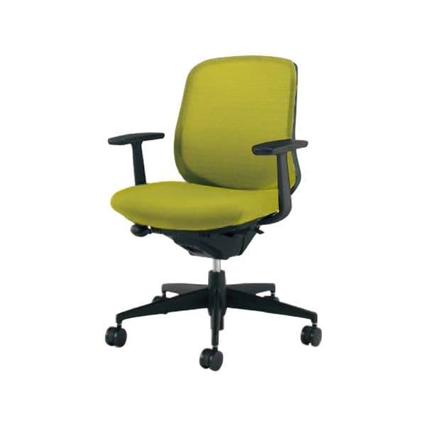 コクヨ(KOKUYO) オフィスチェア ローバック Scirocco(シロッコ) CR-G2601F6-V [事務用チェア オフィス用品 オフィス用 オフィス家具 チェア 椅子 イス 事務椅子 デスクチェア パソコンチェア スタンダード 高機能 SCIROCCO シロッコ]