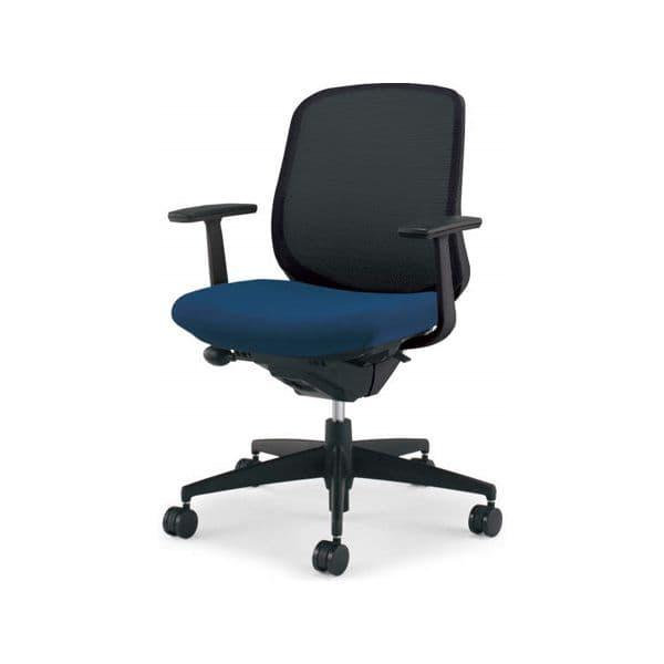 コクヨ(KOKUYO) オフィスチェア ハイバック Scirocco(シロッコ) CR-G2603F6C [事務用チェア オフィス用品 オフィス用 オフィス家具 チェア 椅子 イス 事務椅子 デスクチェア パソコンチェア スタンダード 高機能 SCIROCCO シロッコ]