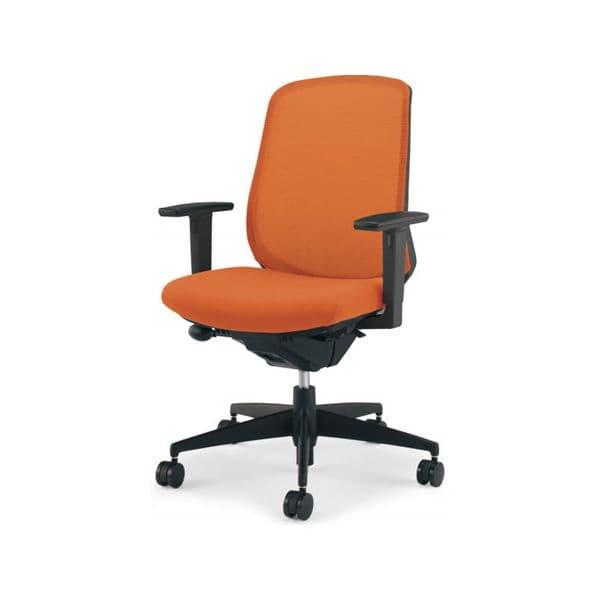 コクヨ(KOKUYO) オフィスチェア ハイバック Scirocco(シロッコ) CR-G2613F6 [事務用チェア オフィス用品 オフィス用 オフィス家具 チェア 椅子 イス 事務椅子 デスクチェア パソコンチェア スタンダード 高機能 SCIROCCO シロッコ]