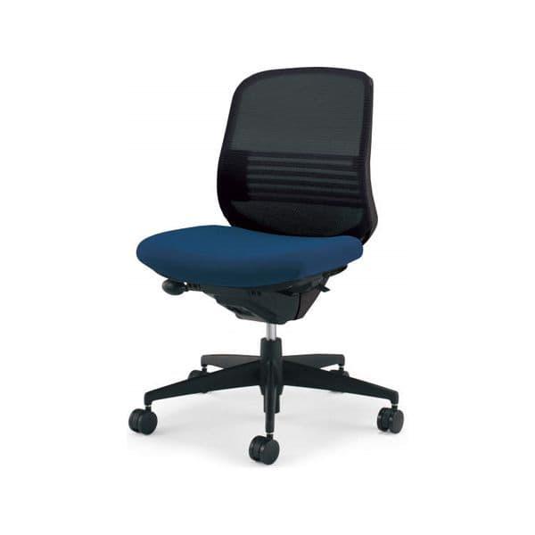 コクヨ(KOKUYO) オフィスチェア ローバック Scirocco(シロッコ) CR-G2620F6C [事務用チェア オフィス用品 オフィス用 オフィス家具 チェア 椅子 イス 事務椅子 デスクチェア パソコンチェア スタンダード 高機能 SCIROCCO シロッコ]