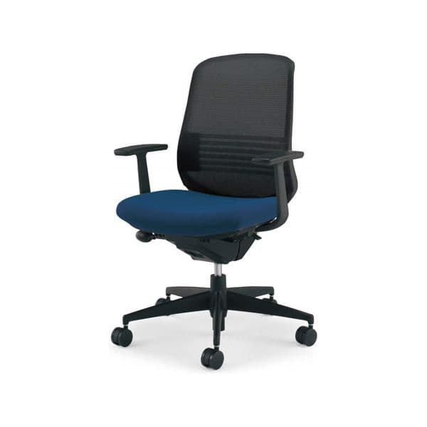 コクヨ(KOKUYO) オフィスチェア ハイバック Scirocco(シロッコ) CR-G2623F6C [事務用チェア オフィス用品 オフィス用 オフィス家具 チェア 椅子 イス 事務椅子 デスクチェア パソコンチェア スタンダード 高機能 SCIROCCO シロッコ]