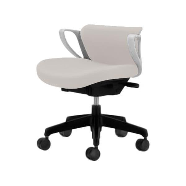 コクヨ(KOKUYO) オフィスチェア ローバック picora(ピコラ) CR-G534E1-M [事務用チェア オフィス用品 オフィス用 オフィス家具 チェア 椅子 イス 事務椅子 デスクチェア パソコンチェア スタンダード 高機能 PICORA ピコラ]