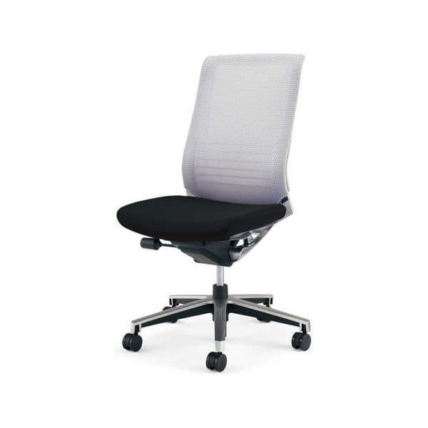 コクヨ(KOKUYO) オフィスチェアハイバック INSPINE(インスパイン) ナイロンキャスターCR-GA2502E1-W [事務用チェア オフィス家具 チェア 椅子 イス 事務椅子 デスクチェア パソコンチェア 高機能 INSPINE インスパイン]