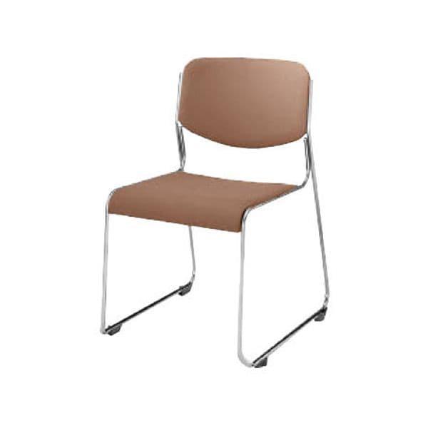 コクヨ(KOKUYO) ミーティングチェア CK-M852シリーズ CK-M852-V6N [会議イス 学校 体育館 公民館 チェア いす 椅子 集会場 業務用 会議用椅子 会議椅子 会議室 オフィス家具 オフィス用 オフィス用品 スタッキングチェア]