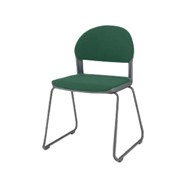 コクヨ(KOKUYO) ミーティングチェア 会議用イス150 CK-152F4JA [会議イス 学校 体育館 公民館 チェア いす 椅子 集会場 業務用 会議用椅子 会議椅子 会議室 オフィス家具 オフィス用 オフィス用品 スタッキングチェア]