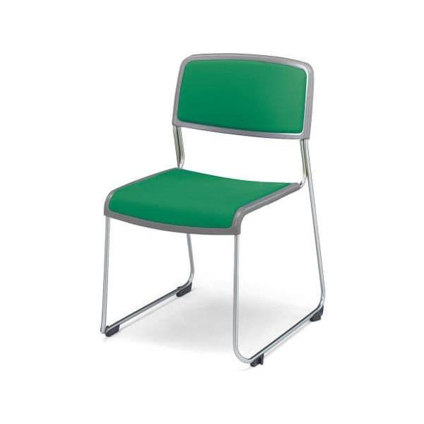 コクヨ(KOKUYO) ミーティングチェア CK-890シリーズ CK-S890JA [会議イス 学校 体育館 公民館 チェア いす 椅子 集会場 業務用 会議用椅子 会議椅子 会議室 オフィス家具 オフィス用 オフィス用品 スタッキングチェア]