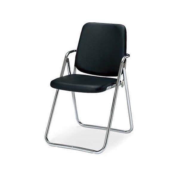 コクヨ(KOKUYO) ミーティングチェア 折りたたみイス CF-B26KD [スタッキングチェア 会議イス 折りたたみ椅子 折りたたみチェア パイプイス 学校 体育館 公民館 折畳み 折り畳み チェア いす 椅子 集会場 業務用 会議用椅子 会議椅子 折りたたみ オフィス家具]
