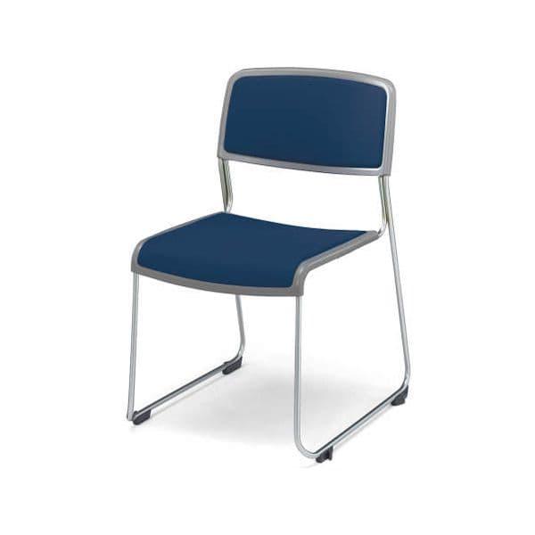 コクヨ(KOKUYO) ミーティングチェア CK-890シリーズ CK-S890G5 [会議イス 学校 体育館 公民館 チェア いす 椅子 集会場 業務用 会議用椅子 会議椅子 会議室 オフィス家具 オフィス用 オフィス用品 スタッキングチェア]