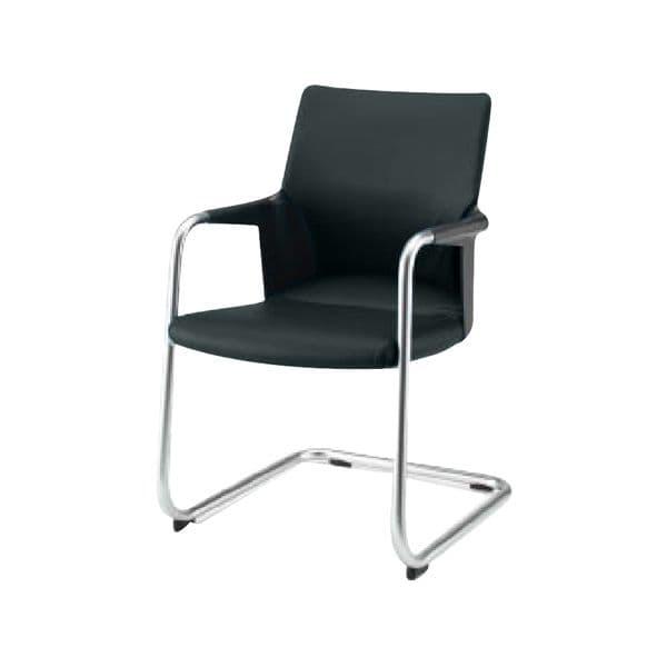コクヨ(KOKUYO) ミーティングチェア AGATA(アガタ) CK-96F6 [会議イス 学校 体育館 公民館 チェア いす 椅子 集会場 業務用 会議用椅子 会議椅子 会議室 オフィス家具 オフィス用 オフィス用品]