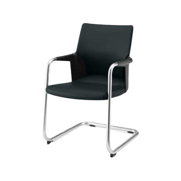 コクヨ(KOKUYO) ミーティングチェア AGATA V(アガタブイ) CK-96F6L [会議イス 学校 体育館 公民館 チェア いす 椅子 集会場 業務用 会議用椅子 会議椅子 会議室 オフィス家具 オフィス用 オフィス用品]