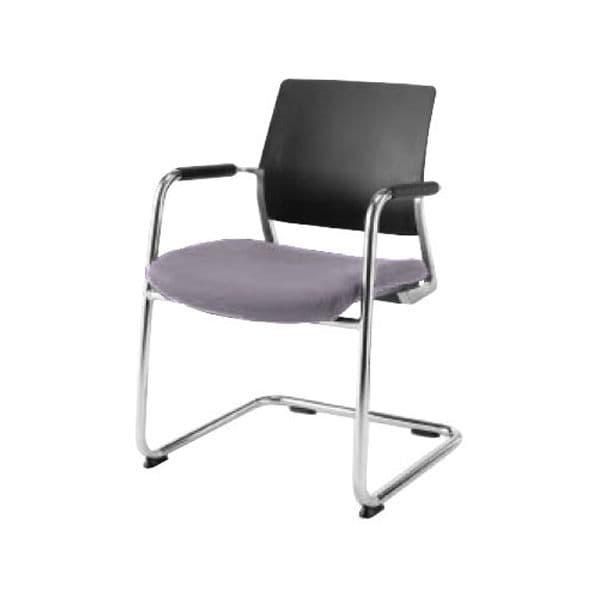 コクヨ(KOKUYO) ミーティングチェア AIRFORTV(エアフォートブイ) CK-M231GG [会議イス 学校 体育館 公民館 チェア いす 椅子 集会場 業務用 会議用椅子 会議椅子 会議室 オフィス家具 オフィス用 オフィス用品]