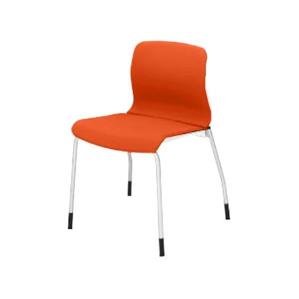 コクヨ(KOKUYO) ミーティングチェア ALINAC(アリーナシー) CK-780PAW [会議イス 学校 体育館 公民館 チェア いす 椅子 集会場 業務用 会議用椅子 会議椅子 会議室 オフィス家具 オフィス用 オフィス用品 スタッキングチェア]