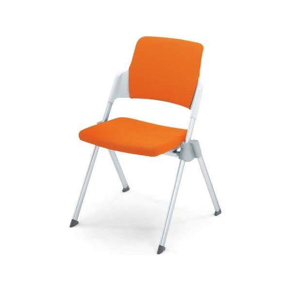コクヨ(KOKUYO) ミーティングチェア Amphi(アンフィ) CK-670R [会議イス 学校 体育館 公民館 チェア いす 椅子 集会場 業務用 会議用椅子 会議椅子 会議室 オフィス家具 折りたたみチェア ミーティング用チェア ミーティングチェア スタッキングチェア]