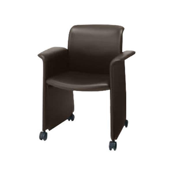 コクヨ(KOKUYO) エグゼクティブタイプ ミーティングチェア BLOSSO(ブロッソ) CE-K35VR [会議イス 学校 体育館 公民館 チェア いす 椅子 集会場 業務用 会議用椅子 会議椅子 会議室 オフィス家具 オフィス用 オフィス用品]
