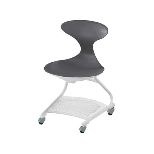 コクヨ(KOKUYO) ミーティングチェア CampusUP(キャンパスアップ) CAC-200E1S-V [会議イス 学校 体育館 公民館 チェア いす 椅子 集会場 業務用 会議用椅子 会議椅子 会議室 オフィス家具 オフィス用 オフィス用品]