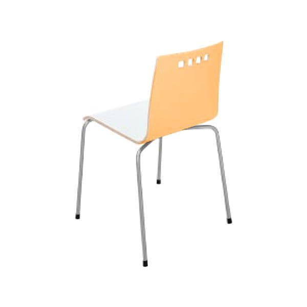 コクヨ(KOKUYO) ミーティングチェア EATIN(イートイン) CK-1810C [会議イス 学校 体育館 公民館 チェア いす 椅子 集会場 業務用 会議用椅子 会議椅子 会議室 オフィス家具 オフィス用 オフィス用品 スタッキングチェア]