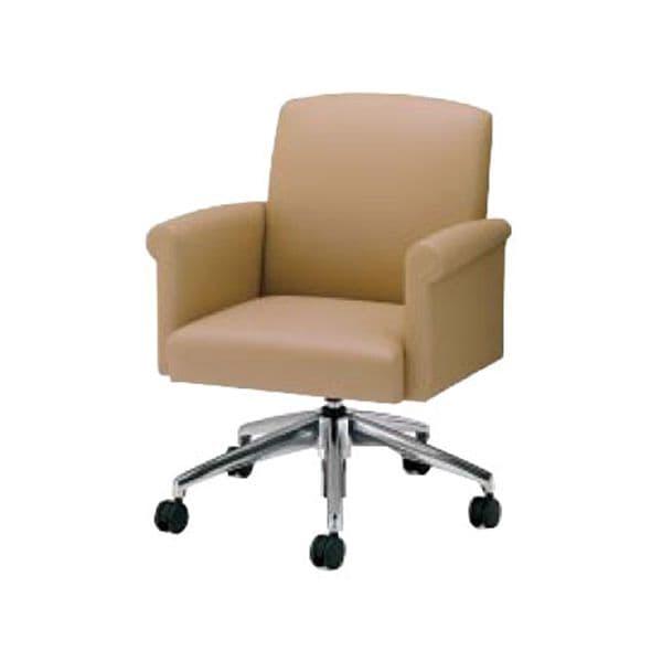 コクヨ(KOKUYO) ミーティングチェア エグゼクティブタイプ GRADIA(グラディア) CE-G155CLP [会議イス 学校 体育館 公民館 チェア いす 椅子 集会場 業務用 会議用椅子 会議椅子 会議室 オフィス家具 オフィス用 オフィス用品]
