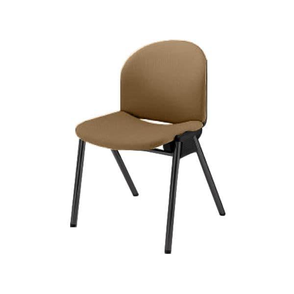 コクヨ(KOKUYO) ミーティングチェア IXCHAIR(イクスチェアー) CY-550K8N [会議イス 学校 体育館 公民館 チェア いす 椅子 集会場 業務用 会議用椅子 会議椅子 会議室 オフィス家具 オフィス用 オフィス用品 スタッキングチェア]