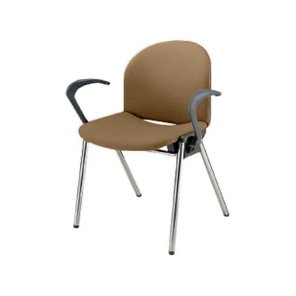 コクヨ(KOKUYO) ミーティングチェア IXCHAIR(イクスチェアー) CY-M510K8NN [会議イス 学校 体育館 公民館 チェア いす 椅子 集会場 業務用 会議用椅子 会議椅子 会議室 オフィス家具 オフィス用 オフィス用品 スタッキングチェア]